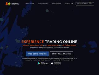 binamo.com screenshot