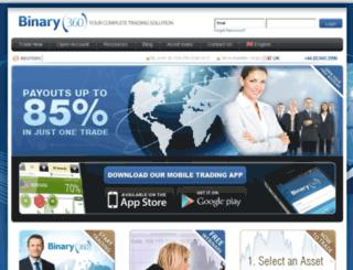 binary.ssrdesigns.co.za screenshot