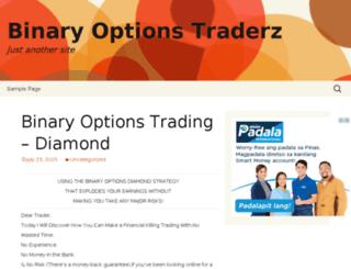 binaryoptionstraderz.com screenshot