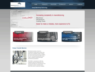 binaryspaces.com screenshot