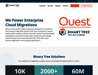binarytree.com screenshot