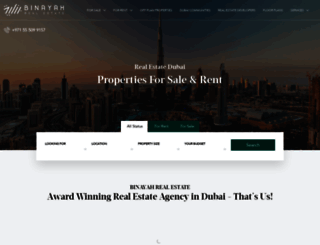 binayah.com screenshot