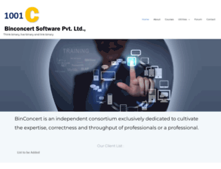binconcert.com screenshot