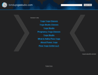 binduyogastudio.com screenshot