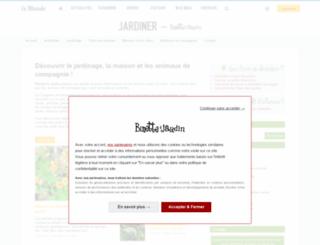 binette-et-jardin.com screenshot