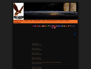 binhakim.blogspot.com screenshot
