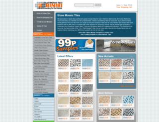 binibi.co.uk screenshot