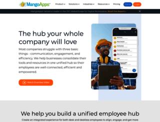 binkd.mangospring.com screenshot