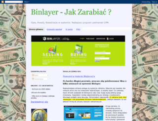 binlayer-de.blogspot.com screenshot