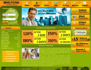 binofund.com screenshot