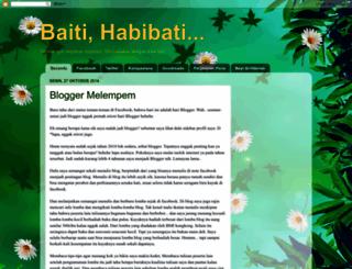 bintaelmamba.blogspot.com screenshot