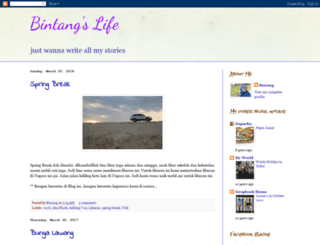 bintang-mylife.blogspot.ae screenshot