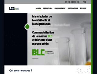 bio-lubcanada.com screenshot
