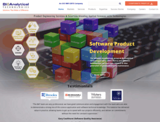 bioanalytical.net screenshot