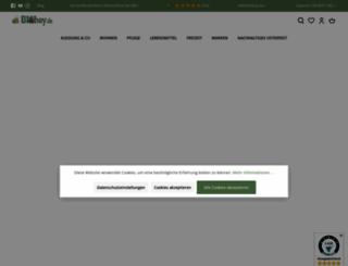 biobay.de screenshot