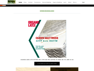 biobedsplus.ca screenshot