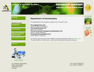 biochemistry-imm.org screenshot