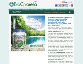 biochlorella.com screenshot