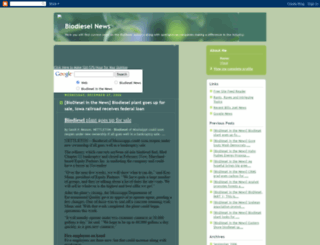 biodiesel-news.blogspot.in screenshot
