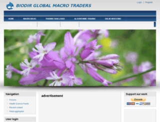 biodir.net screenshot