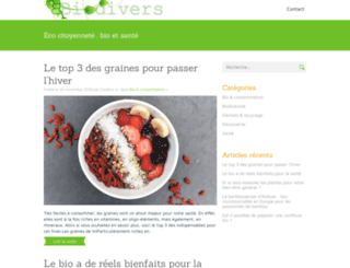 biodivers.fr screenshot