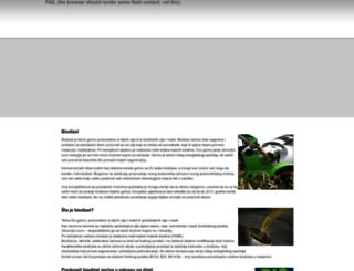 biodizel.nicrotehna.co.rs screenshot