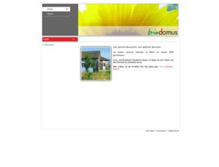 biodomus.de screenshot