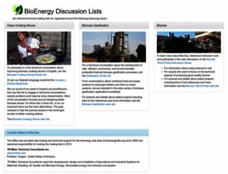 bioenergylists.org screenshot