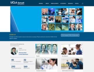 bioeng.ucla.edu screenshot