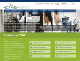 bioetanol.org.br screenshot