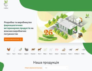 biofarm.kharkiv.com screenshot