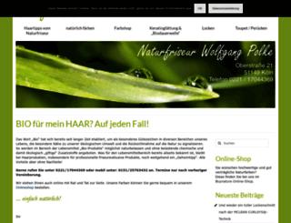 biofriseur-koeln.de screenshot