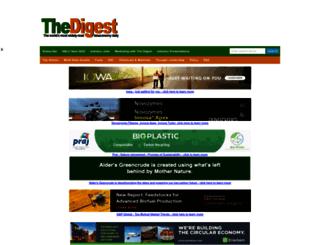 biofuelsdigest.com screenshot