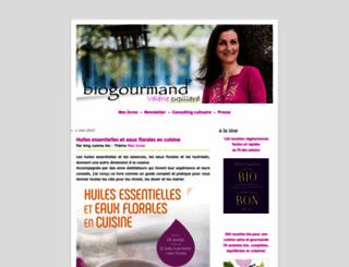 biogourmand.info screenshot