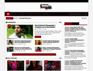 biographies.indianreads.com screenshot