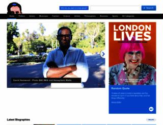 biogs.com screenshot