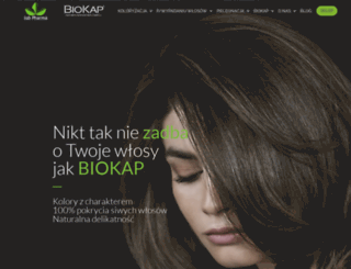 biokap.pl screenshot