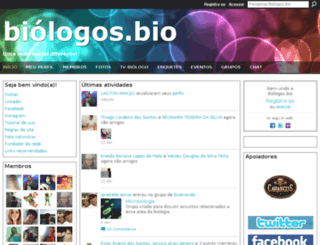 biologos.ning.com screenshot
