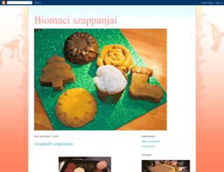 biomaciszappan.blogspot.ie screenshot
