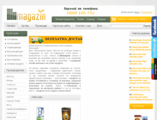 biomagazin.org screenshot