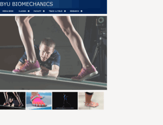 biomechanics.byu.edu screenshot
