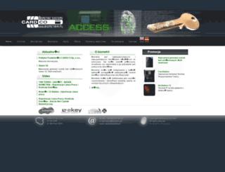 biometria.pl screenshot
