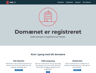 bioolie-service.dk screenshot