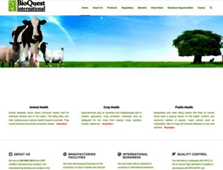 bioquest-international.com screenshot