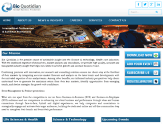 bioquotidian.com screenshot