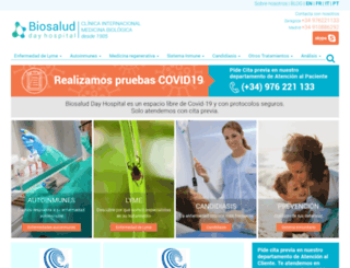 biosalud.org screenshot