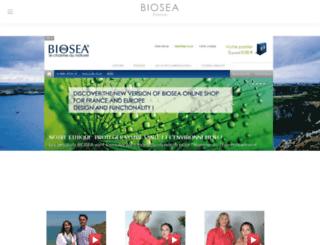 biosea.com screenshot