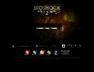 bioshock2game.com screenshot