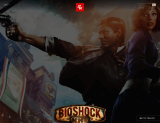 bioshockinfinite.com screenshot
