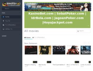 bioskopedia.com screenshot